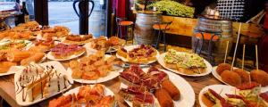 Tapas Table